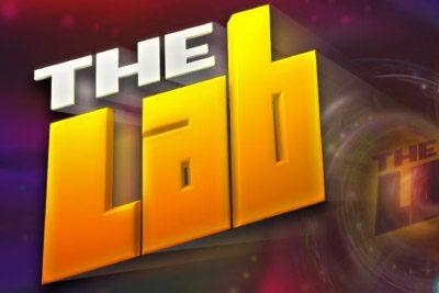The Lab Slot logo