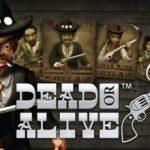 Dead or Alive slot bonus free spins