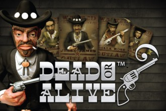 Dead or Alive slot bonus free spins