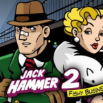 Jack Hammer 2 Slot bonus free spins