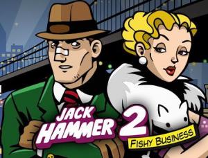 Jack Hammer 2 Slot bonus free spins