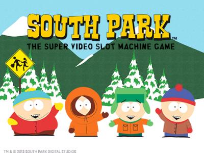 Sout Park Slot bonus free spins