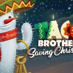 Taco Brothers Saving Christmas logo