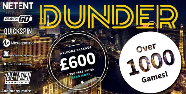 dunder casino no deposit bonus 2019